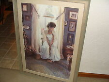 STEVE HANKS 1988 COUNTRY HOME LIMITED EDITION FRAMED CERTIFICATE SOLD OUT LEVY