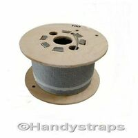 Galvanised Wire Rope 7x7 1mm Per 2 Meter  Cable Handy Straps