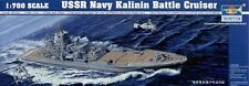 Trumpeter 1/700 Battlecruiser USSR Kalinin #5709 #05709 (Sealed)