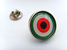 Kuwait Air Force Roundel Lapel Pin Badge Gift