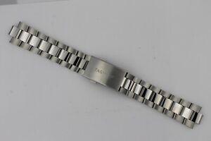 NEW BA0815 Tag Heuer Aquaracer 21mm 18mm SS Band Bracelet Mens FAA029 CAF7010