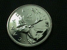 CANADA 25 Cents 1987 PROOF
