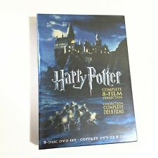 Harry Potter : Complete 8-Film Collection (DVD,2011,8-Disc Set) 1-8 Movies