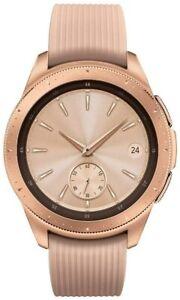 Samsung Galaxy Watch Smartwatch (42mm) SM-R800 Stainless Steel - Rose Gold
