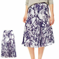Marks and Spencer Polyester A-line Skirts for Women