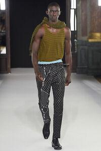 Haider Ackermann SS2018 Waistband Trousers