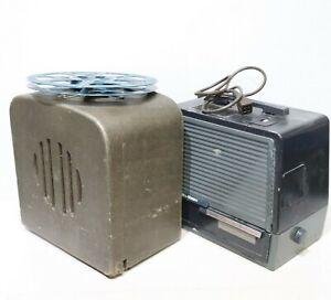 Vtg Bell & Howell 16mm Filmosound Maritime Specialist 8636 Projector Speaker-254