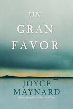 Un gran favor: Una novela (Spanish Edition)-ExLibrary