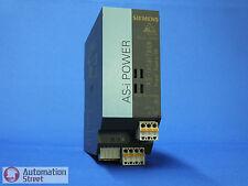 Siemens AS-i power supply Alimentation 3A Type: 3RX9 501-0BA00 // 3RX9501-0BA00