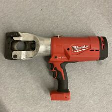 Milwaukee 2777 20 M18 Forcelogic 1590 Acsr 9 Ton Cable Cutter