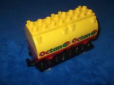 LEGO DUPLO VILLE EISENBAHN Riesiger Güterwaggon Personenwaggon aus 10875 NEU