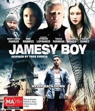 Jamesy Boy based on a true story (Blu-ray, 2014) New Region B