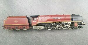Hornby Model Railways LMS Duchess Locomotive Engine NOT WORKING Unboxed OO Gauge