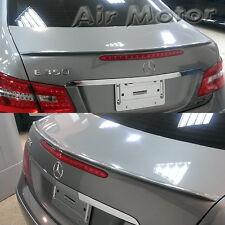 BENZ C207 E550 E350 Sedan Painted 2010-2014 A Look Trunk Spoiler W207 Your Color