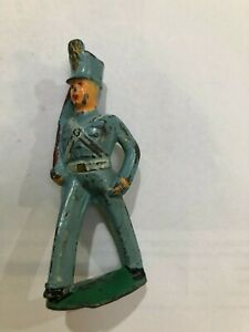 Antique / Vintage Possibly Rare - Lead toy French ? soldier -  Year Unknown USA
