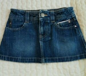 Imported Maong Mini-Skirt for Small Girls