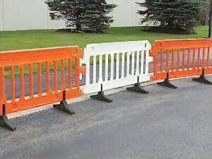 crowd control barrier