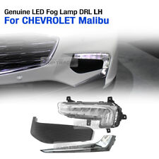 Genuine LED Fog Driving Lamp DRL Assy LH 3Pcs for CHEVROLET 2016 - 2018 Malibu