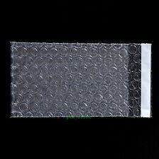 """105 PCS Clear Bubble Pouches Envelopes Wrap Bags 2.5"""" x 3""""_65 x 80+20mm"""