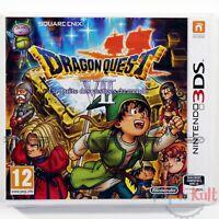 Dragon Quest VII : La Quête des vestiges du monde [VF] Nintendo 3DS NEUF Blister