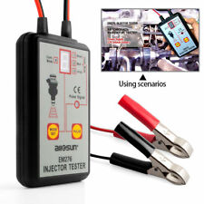 EM276 Injector Tester 4 Pluse Modes Diagnose Vehicle Fuel System Diagnostic Tool
