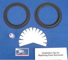 "JBL 10"" / 10-inch / 4410 Speaker Foam Surround Repair Kit / Woofer Refoam Kit"