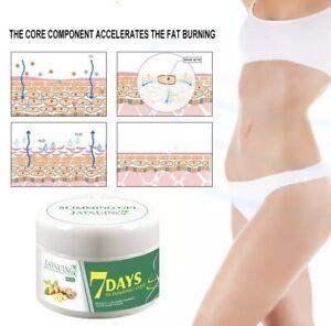 7DAYS Anti Cellulite Weight Loss Cream Hot Fat Burner Body Slimming Firm Gel 30g
