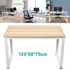 120 X 60cm Schreibtisch Computertisch Bürotisch PC Tisch Arbeitszimmer Esstisch
