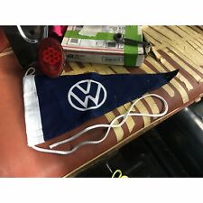 VW Fender Flagpole Flag kdf okrasa split zwitter kafer bus bug oval perohaus cox