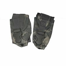 Lot of 2 NEW Military Surplus Molle II ACU DigiCam FlashBang Grenade Pouches