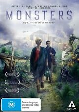 Monsters (DVD, 2011)