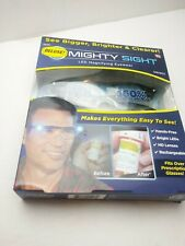 Might Sight LED Magnifying Eye Wear Reduces Eye Strain As Seen On TV