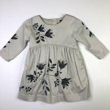 Tea Collection Girls Embroidered Floral Dress 2