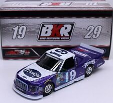 #19 NASCAR FORD RACE PICKUP TRUCK 2017 * DRAW-TIDE THOWBACK * A.Cindric - 1:24
