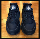Black Running Shoes Sneakers 318429-003 Size 9