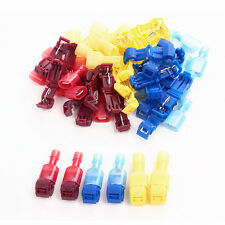60pcs Wire Tap Connectors - T Tap Connector Wire Splice Terminal Terminals New
