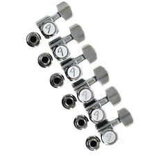 Fender 0990818100 Locking Tuners Chrome