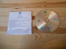 CD Indie Abby - Evelyn (1 Song) Promo ISLAND