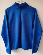 NIKE THERMA-FIT JUMPER Medium H178cm GB39/41 Pit to pit 20.5in