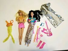 Barbie And The Rockers Dolls 1986 Barbie Dana Clothes Accessories for Diva Ken