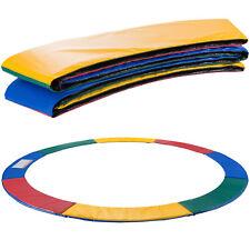 Arebos Coussin de protection des ressorts pour trampoline 183 - 487 cm