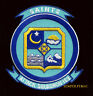 VA-163 SAINTS PATCH ATKRON USS A4 AE1 US NAVY NAS USS PILOT CREW WING SQUADRON