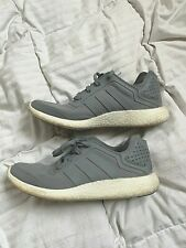 949f638b5 Adidas Pure Boost 2 Gray White Size 9.5