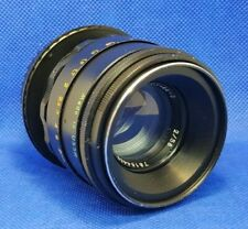 ⭐⭐58mm - Helios 44-2 f2 M42 Soviet SLR Lens for Zenit USSR # 78184486 + Ring⭐⭐