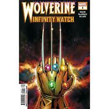 WOLVERINE INFINITY WATCH #1 THANOS GEM STONES GAUNTLET COVER X-MEN 2019 NEW