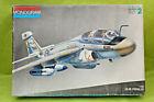 (2) Monogram/Revell 1:48 Grumman EA-6B Prowler & A-6E Intruder (slight start).