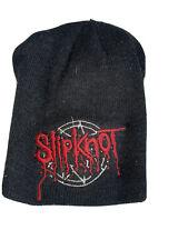 Slipknot Logo Uncuffed Cotton Winter Beanie Knit Hat