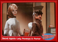 THUNDERBIRDS - Secret Agents Lady Penelope & Parker - Card #36 - Cards Inc 2001