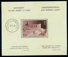Belgium #B208 Souvenir sheet, og, Nh, Vf, Scott $62.50