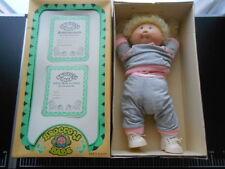 CABBAGE PATCH Vintage Broccoli Babe 1 Doll Vintage